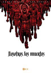 Portada Nosotros, los muertos