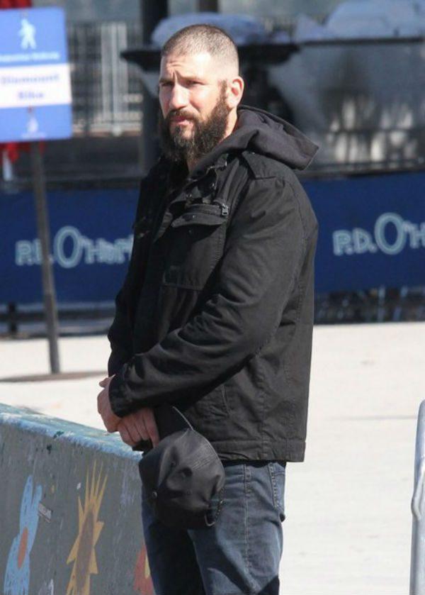 El nuevo aspecto de Jon Bernthal en The Punisher