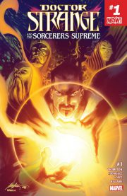 Doctor Strange and the Sorcerers Supreme 1 Cover