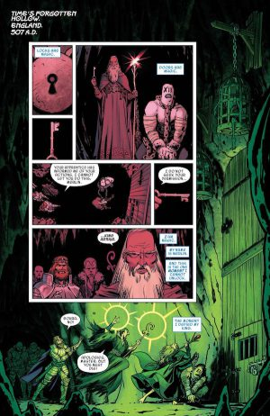 Doctor Strange and the Sorcerers Supreme 1 Preview 1