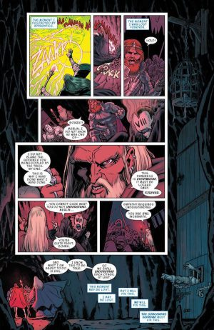 Doctor Strange and the Sorcerers Supreme 1 Preview 2