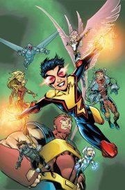 Portada de Thunderbolts #10