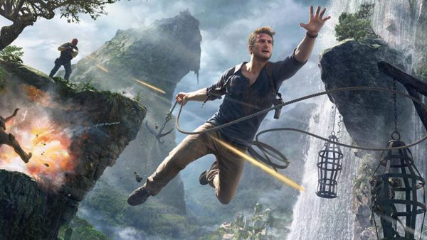 Shawn Levy dirigirá Uncharted