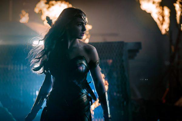 Nueva imagen de Wonder Woman en Justice League