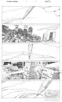 Página 1 de Monsters Unleashed