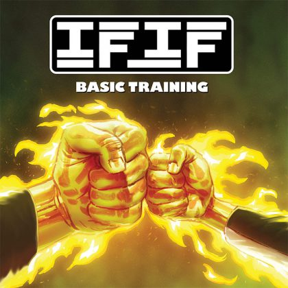 Iron Fists