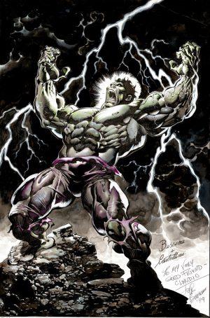 11-hulk-di-buscema-e-castellini-con-dedica