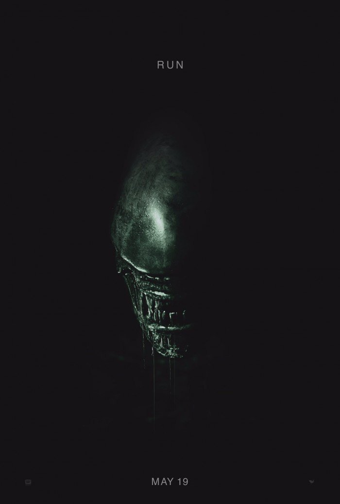 Primer póster de Alien: Covenant