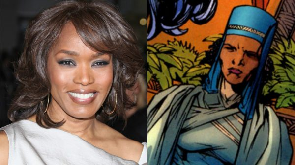Angela Bassett se incorpora a Black Panther