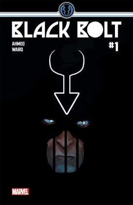 Portada de Black Bolt #1