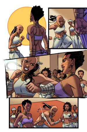Black Panther World of Wakanda Preview_1