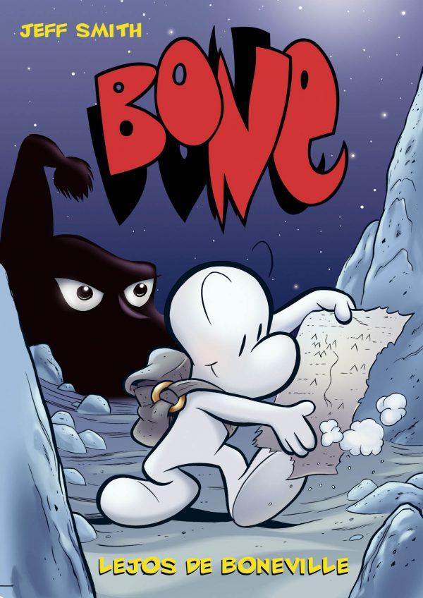 Bone se convertirá en trilogía de animación