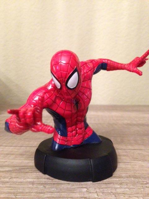 busto-spiderman