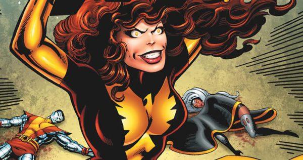 Fox estaría pensando en la saga de Fénix Oscura para el reboot de los X-Men