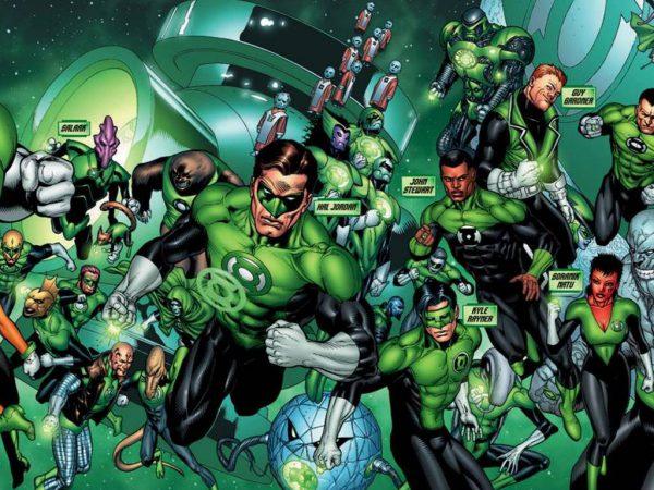 Un Green Lantern aparecerá en Justice League