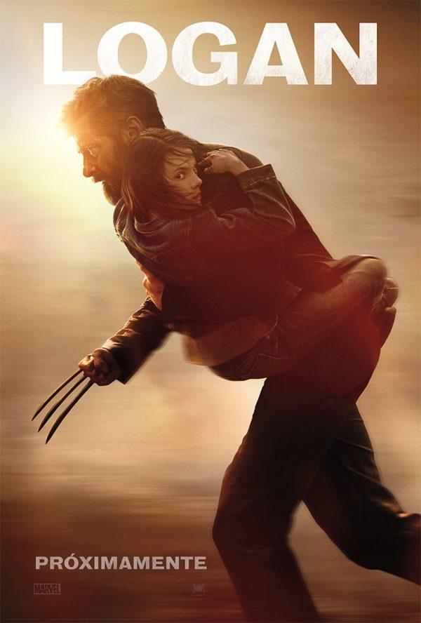 Nuevo banner y póster de Logan