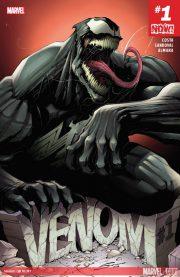 Portada de Venom #1