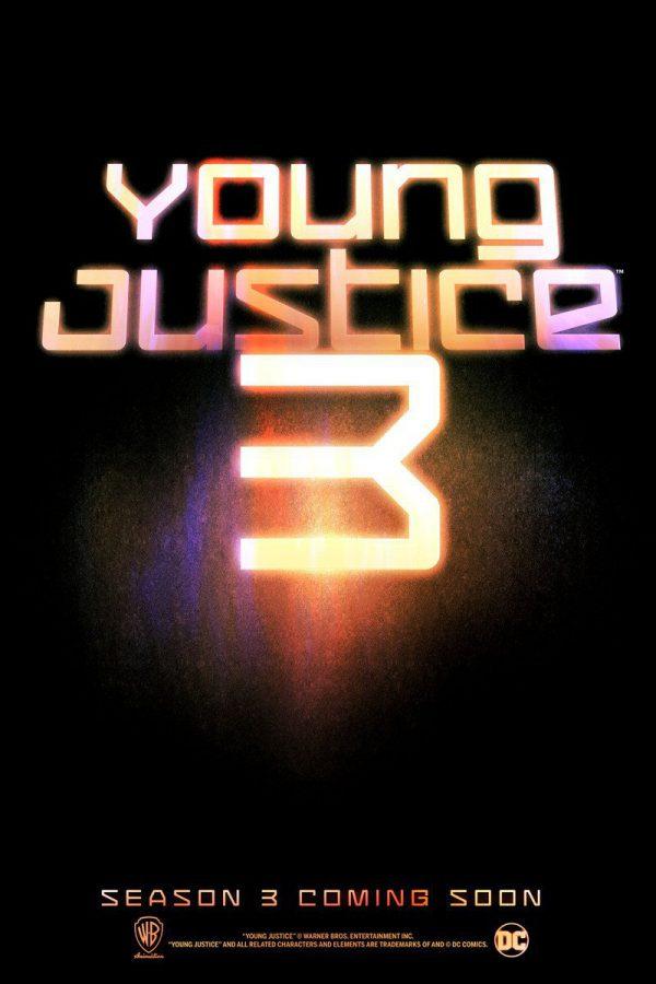 Young Justice volverá para una tercera temporada