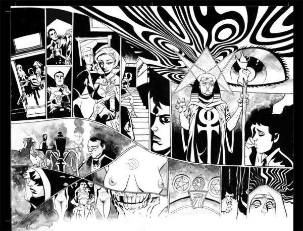 Zona Negativa   Web dedicada a tratar el mundo del cómic, sus ...