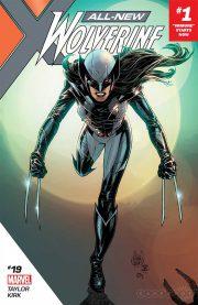 Portada de All-New Wolverine #19