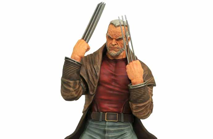 Diorama de Old Man Logan