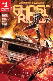 Ghost Rider 2016 1 Cover