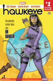 Portada de Hawkeye #1
