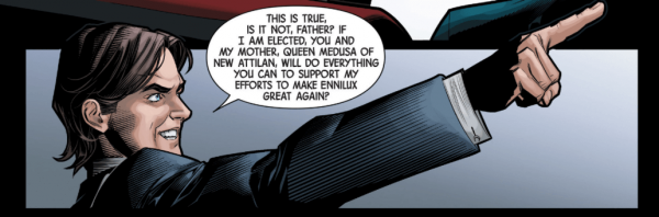 Inhumans Make Ennilux Great Again