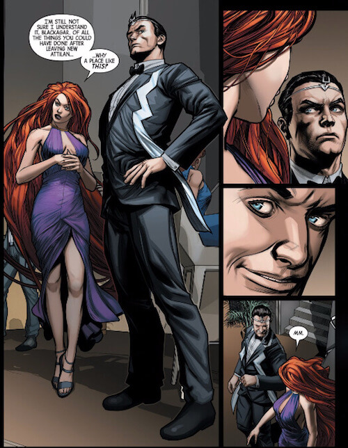 Quiet Room Black Bolt