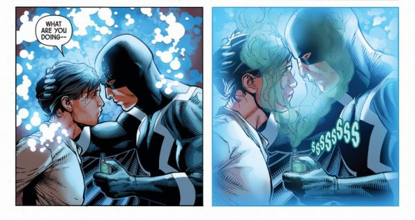 Uncanny Inhumans 0 Black Bolt Ahura