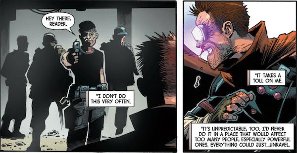 Uncanny Inhumans 10 Reader