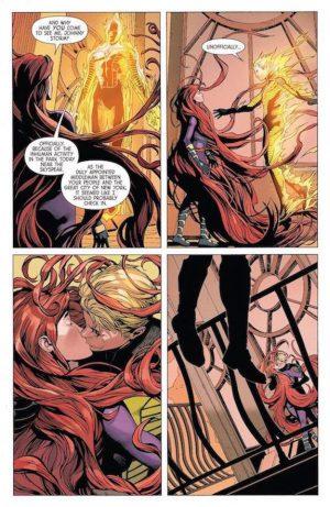 Uncanny Inhumans 1 Jonny Storm