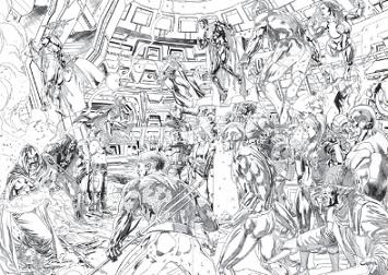 Direct Current1 Justice League Vs Suicide Squad Zona