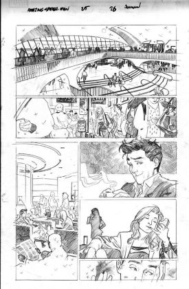 Página de Amazing Spider-Man #25