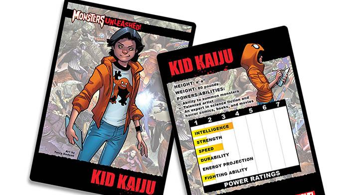 ZMP Banner Kid Kaiju