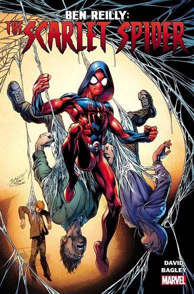 Portada de Scarlet Spider #1