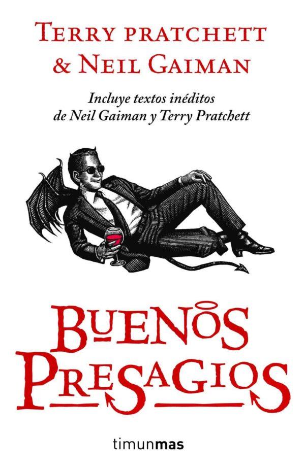Buenos Presagios se convertirá en miniserie de la mano del propio Neil Gaiman