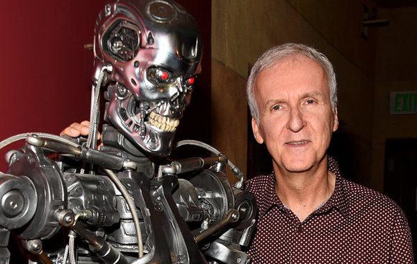 James Cameron retomará la saga de Terminator