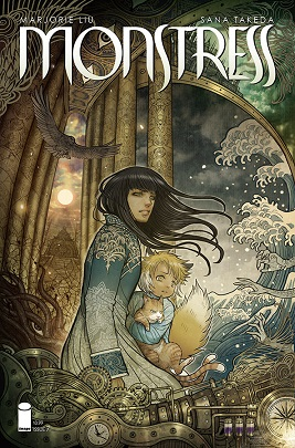 Monstress - Marjorie Liu