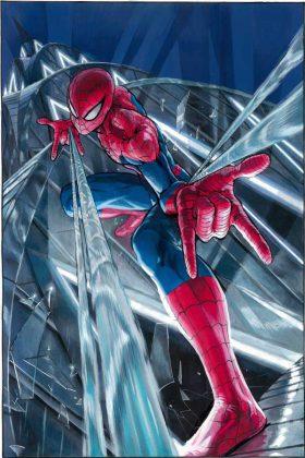 Yusuke Murata Spider-Man Chrysler