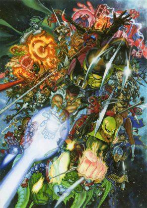 Yusuke Murata Ultimate Marvel vs Capcom 3