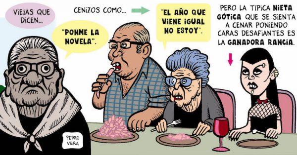 Ilustración de Pedro Vera
