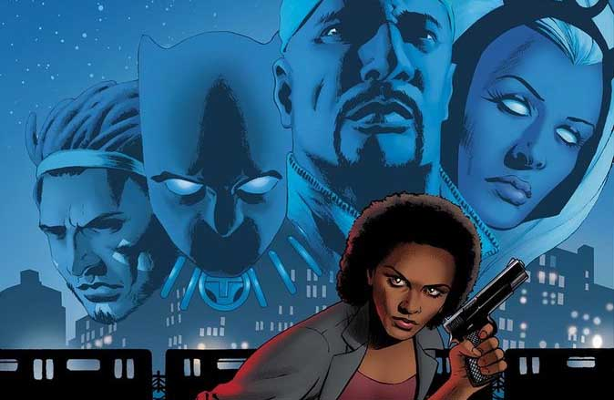 Black Panther & The Crew #1