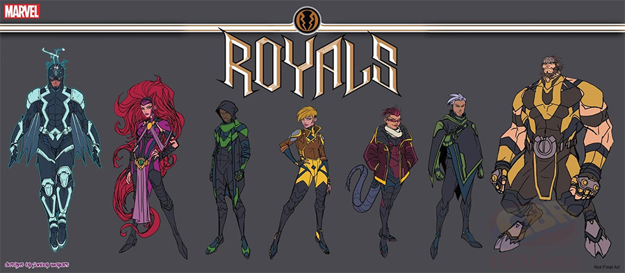 jonboy meyers royals