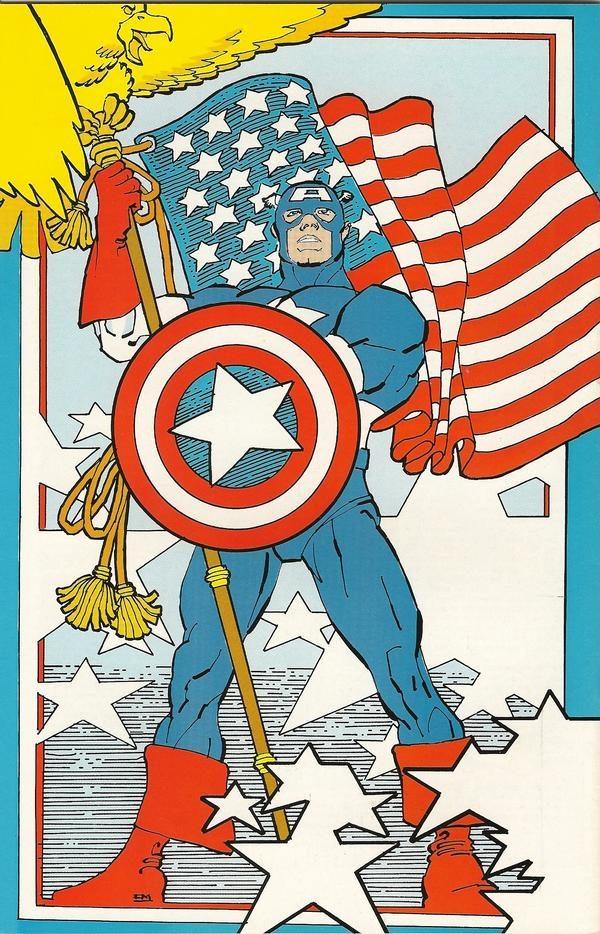 Ilustración de Marvel Fanfare