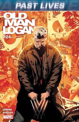 Portada de Old Man Logan #24