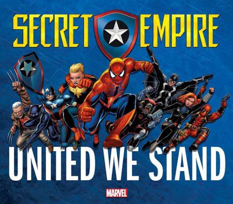 Secret Empire United We Stand