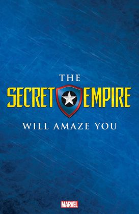 Secret Empire Amaze