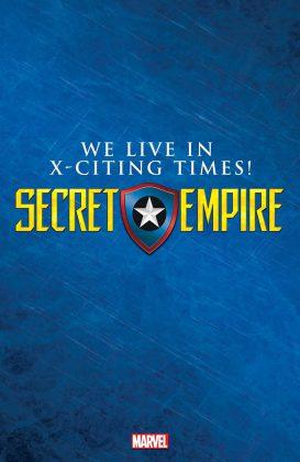 Secret Empire X-Citing