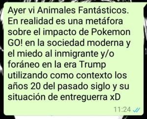 whatsapp_animales_fantasticos